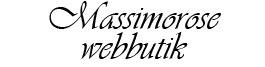 Massimorose - Webbutik